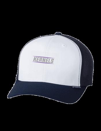 67f6f2f8b4d74 FLEXFIT Mesh Cap - Embroidered FF6511 Iowa Kernels